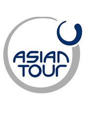 Live Asian Tour Golf