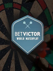 Live Darts World Matchplay