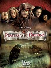 Pirates Of The Caribbean: At Wor...