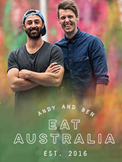 Andy And Ben Eat Australia