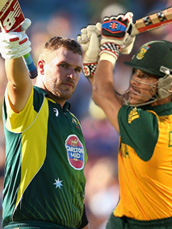 Live Australia v South Africa T20 International Series