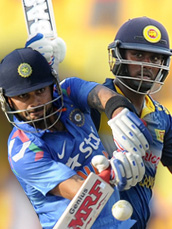 Live India v Sri Lanka ODI Series