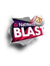 Live Natwest T20 Blast