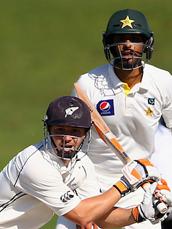 Live New Zealand Tour Of Pakistan 2014