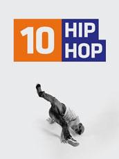 هيب هوب 10