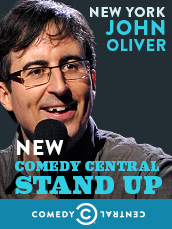John Oliver's New York Stand Up ...