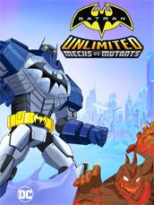 باتمان أنليميتد: ميكس x ميوتانتس