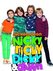 نيكي، ريكي، ديكي ودون