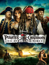 Pirates Of The Caribbean: On Str...