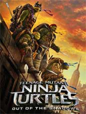 Teenage Mutant Ninja Turtles: Ou...