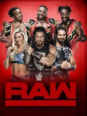 Live WWE Raw