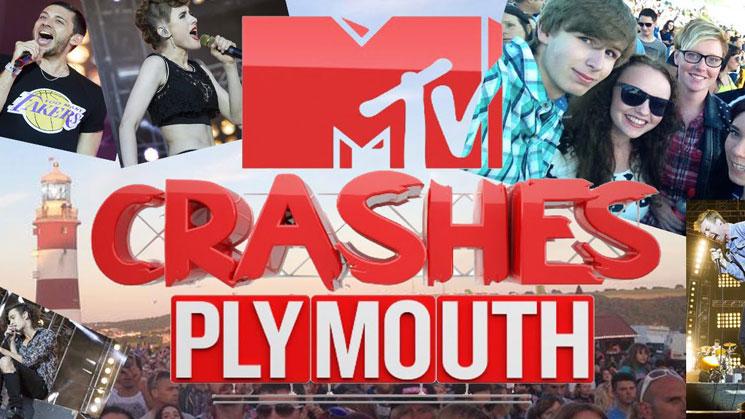 MTV Crashes Plymouth 2016