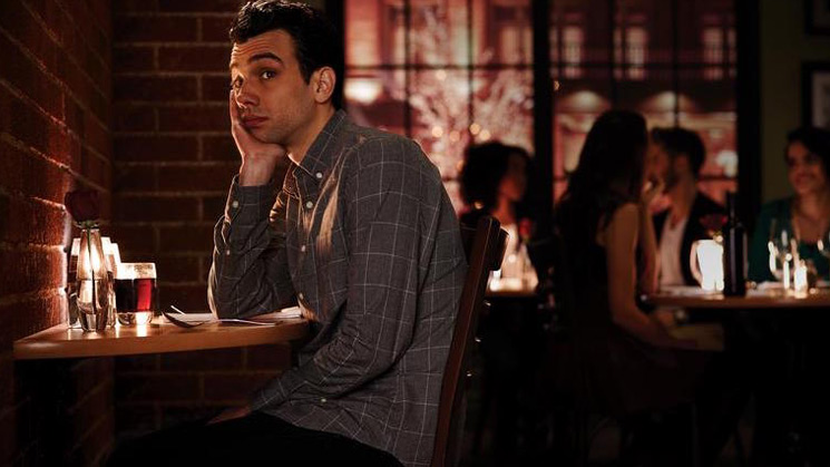 man seeking woman wings Directed by daniel gray longino with jay baruchel, eric andré, britt lower, sarah gadon josh has been spending all of his time with his new girlfriend and mike resents him.
