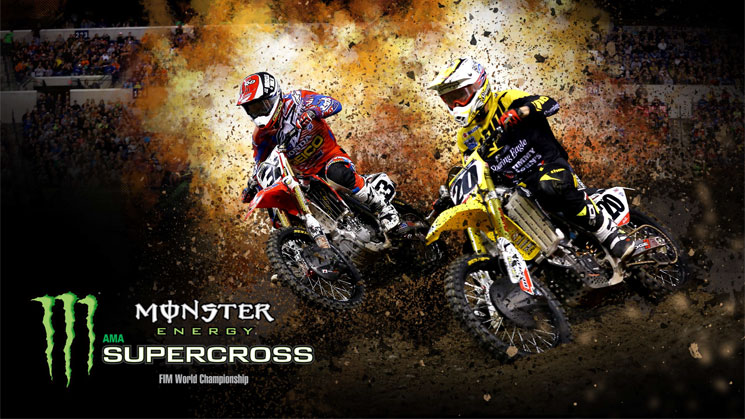 Monster Energy AMA Supercross Highlights