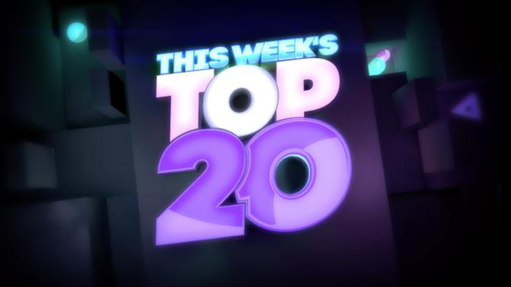 This Week's MTV Top 20
