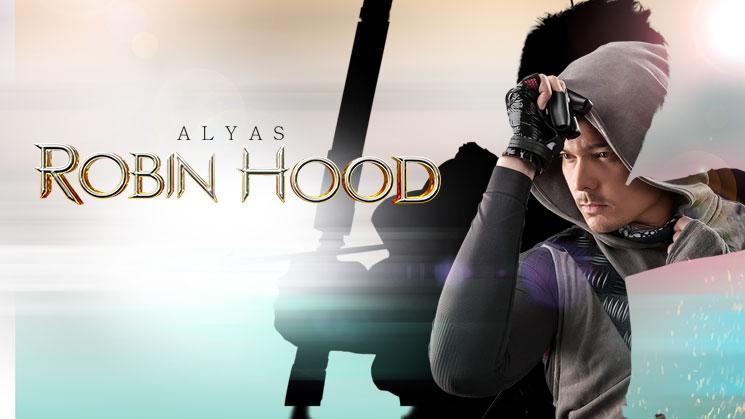 Alyas Robinhood 2 Marathon