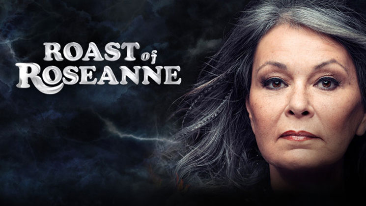Comedy Central Roast Of Rosanne Barr