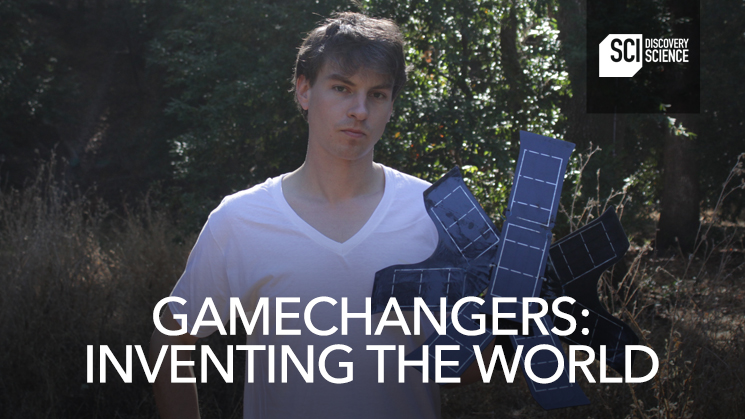 Gamechangers: Inventing The World