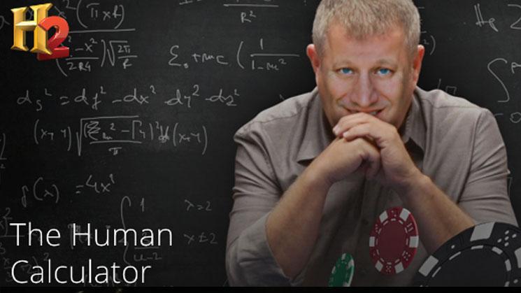 The Human Calculator