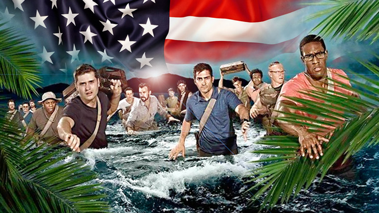 The Island With Bear Grylls: USA