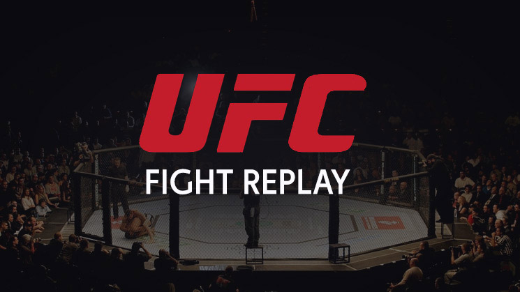 UFC Fight Replay