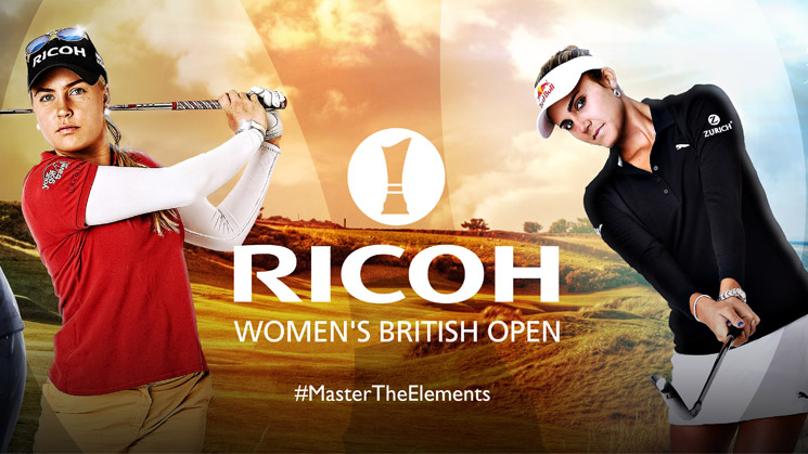 Live Ricoh Women's British Open