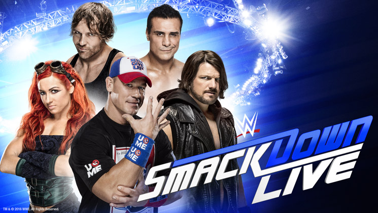 Live WWE Smackdown