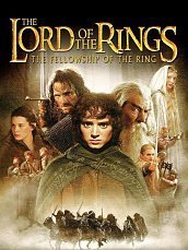 Lord Of The Rings: Fellowship Of...