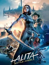 Alita:battle Angel