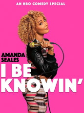 Amanda Seales: I Be Knowin