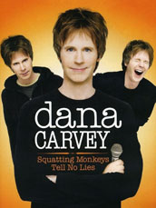 Dana Carvey: Squatting Monkeys T...
