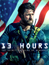 13 Hours: The Secret Soldiers Of...