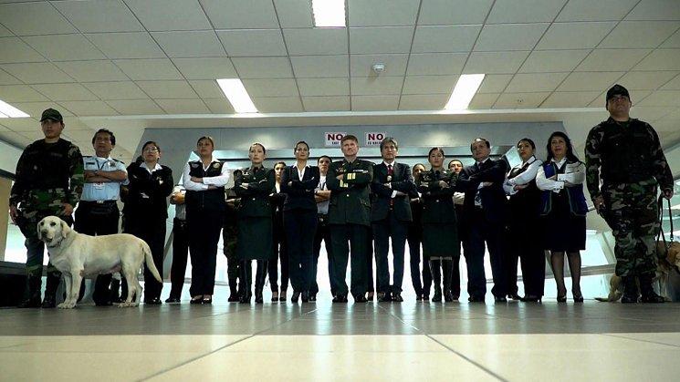 Airport Security Peru & Brazil