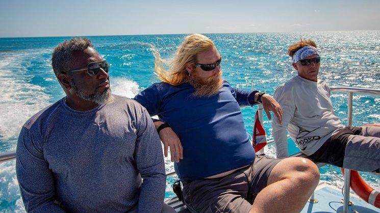 Curse Of The Bermuda Triangle