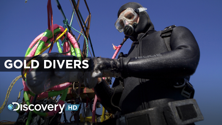 Gold Divers