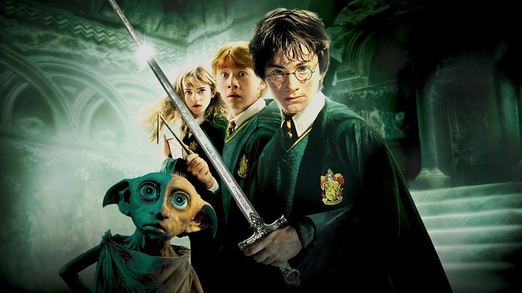 Harry Potter And The Chambers Of Secrets
