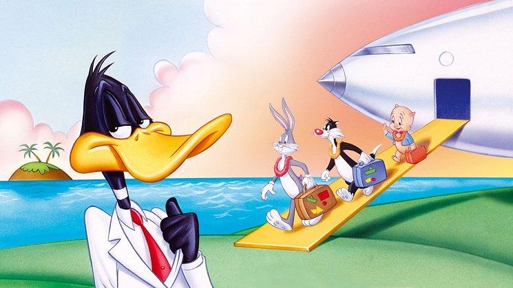 Daffy Duck's Movie: Fanstastic Island