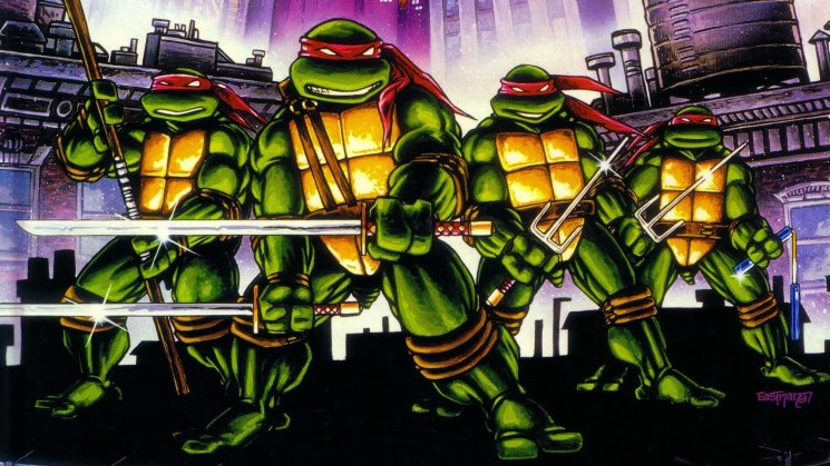 The Definitive History Of The Teenage Mutant