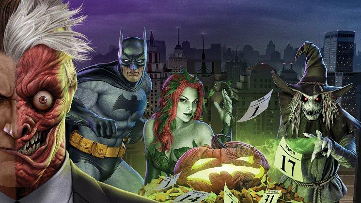 Batman: The Long Halloween  P2