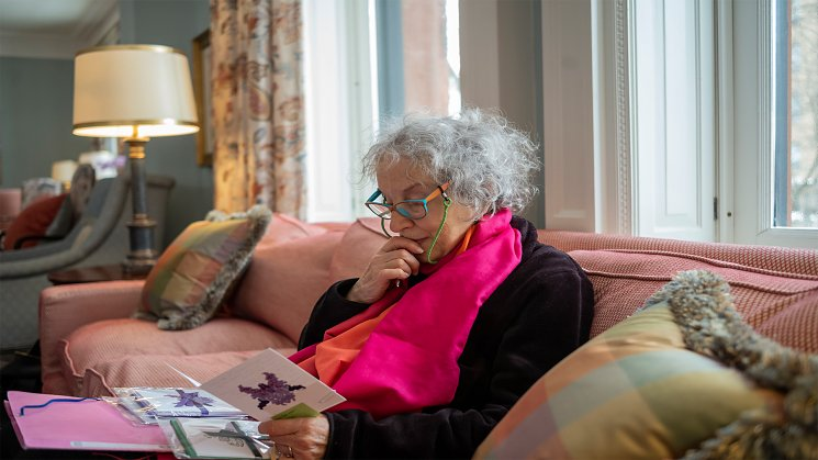 Margaret Atwood: A Word After A Word After A Word