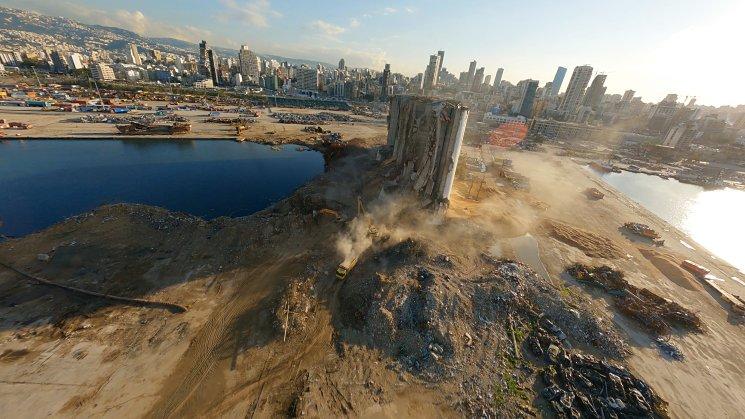 Beirut Blast: The Story Of Warehouse 12