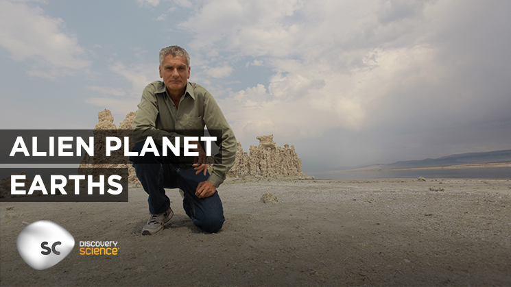 Alien Planet Earths