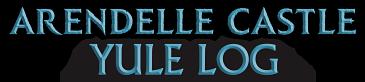 Arendelle Castle Yule Log 2.0